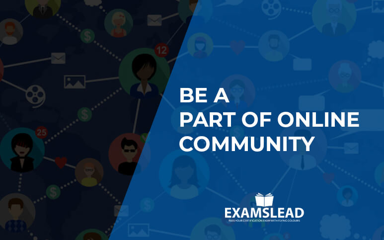 Be a Part of Online Community