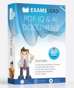 ExamsLead (PDF-V3)