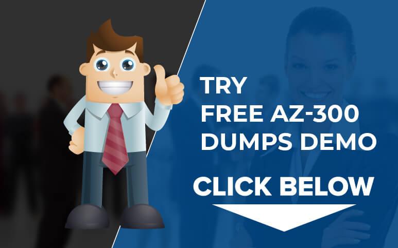 AZ-300 Dumps Demo