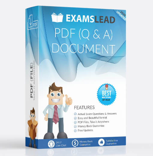 Updated & Real Cisco 700-765 Dumps PDF | ExamsLead